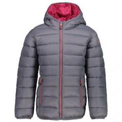 Dívčí bunda CMP Girl Fix Hood Jacket