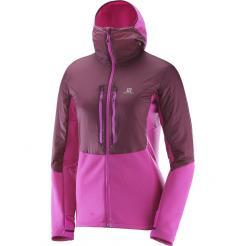Dámská bunda Salomon Drifter Air Mid Hoodie W Fig