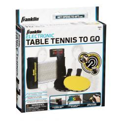 Elektronický set na stolní tenis Franklin Table Tennis TO GO